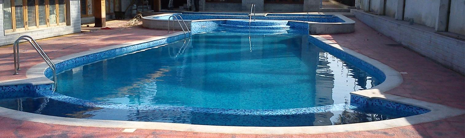 Swimming pool construction bangalore gunite concrete pool - Swimming pool builders in bangalore ...